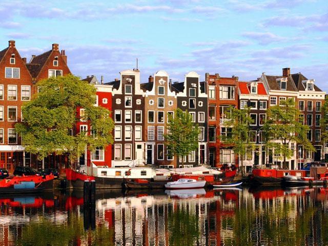 Offerte scontate viaggi e vacanze amsterdam for Amsterdam capodanno offerte