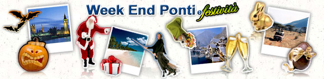 Offerte Viaggio Ponti e Festività