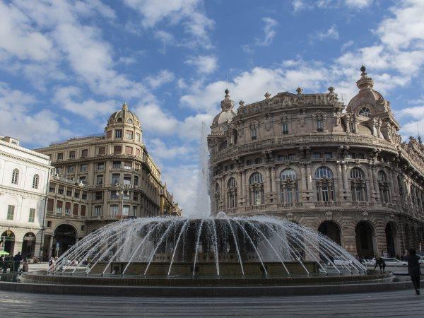 Capodanno a Genova tour in bus partenza da Roma