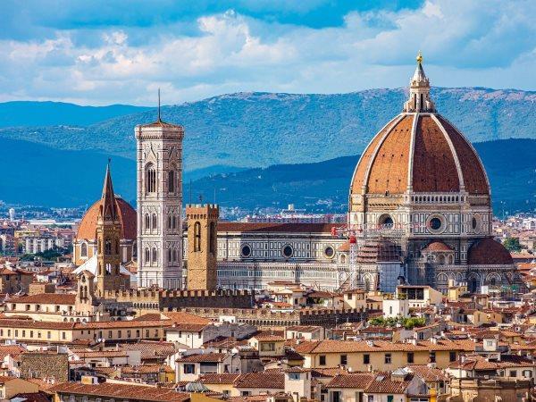 Capodanno in Toscana tour in bus partenza da Roma