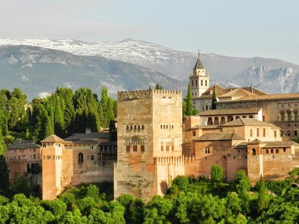 Capodanno in tour in Andalusia