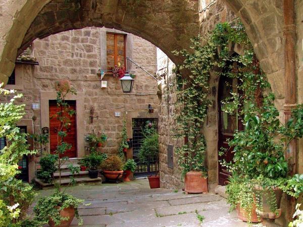 Capodanno nella Tuscia a Civita Castellana