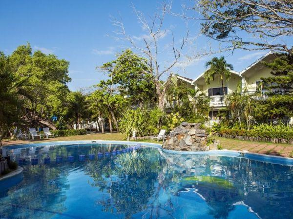 Offerte viaggio scontate hotel fantasy island honduras for Piccoli piani bungalow