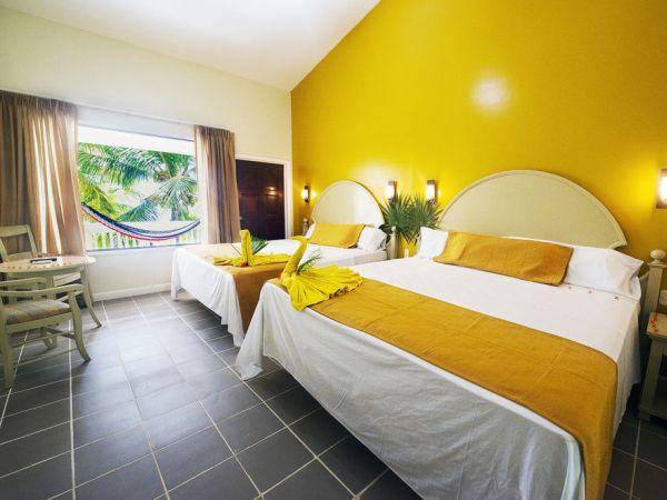 Offerte viaggio scontate hotel fantasy island honduras for Camere matrimoniali scontate