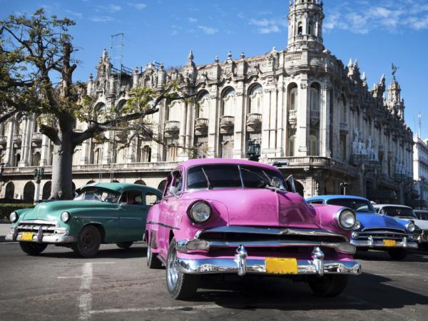 Cuba formula roulette