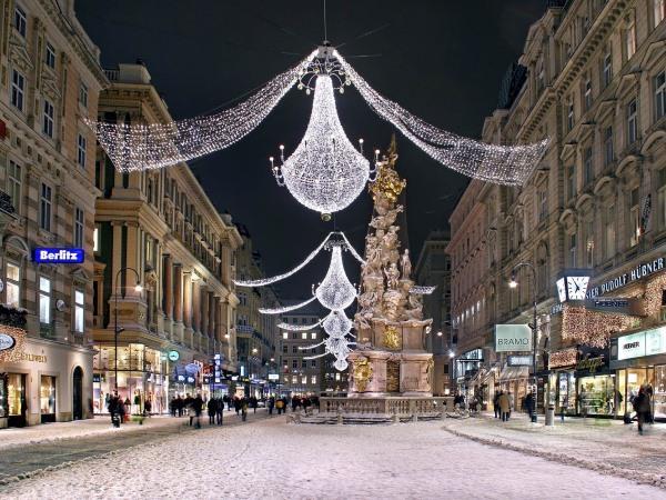 Mercatini di Natale in Austria con partenza da Roma
