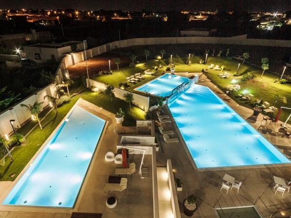 Seawater Hotel & Medical SPA **** - Marsala