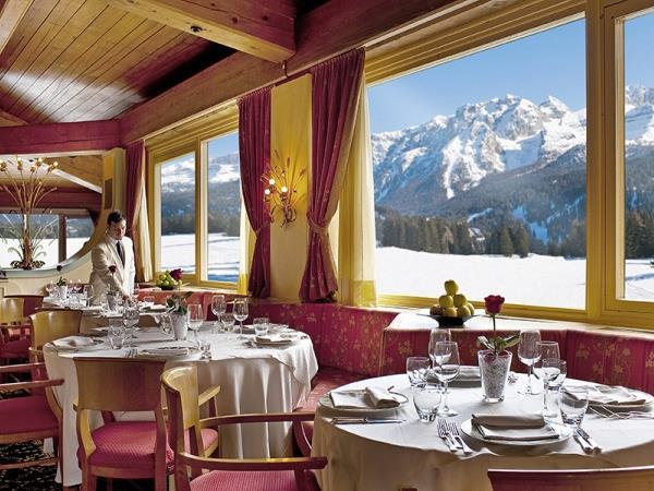 Th Resorts Golf Hotel **** - Madonna Di Campiglio