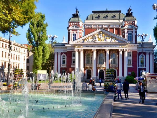 Volo Hotel Sofia Bulgaria