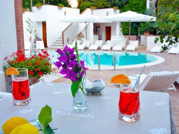 Villa Romana Hotel & SPA ***** - Minori