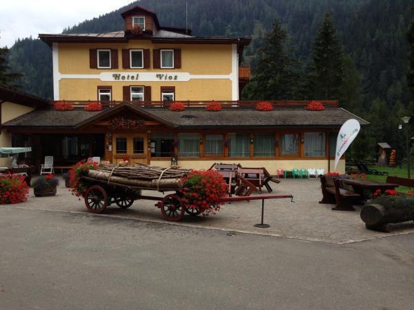 Vioz Hotel Residence *** - Peio Fonti